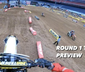 Video: Dean Wilson's Houston RD1 track preview