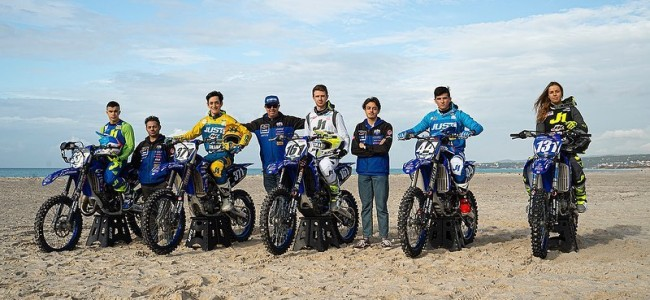 Revealed: JK Yamaha Racing – 2021 look