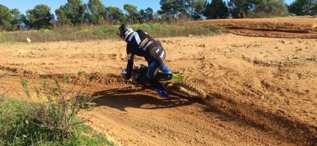 Arminas Jasikonis back on the bike!