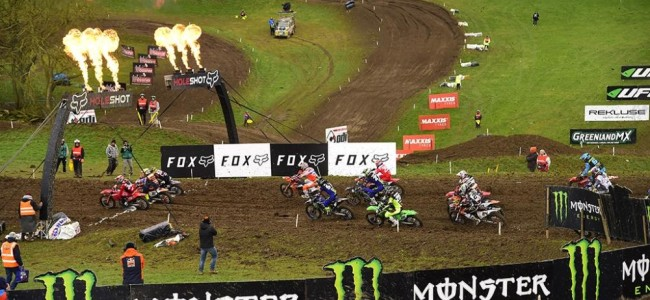 Video: A look back at the 2020 MXGP of GB at Matterley Basin