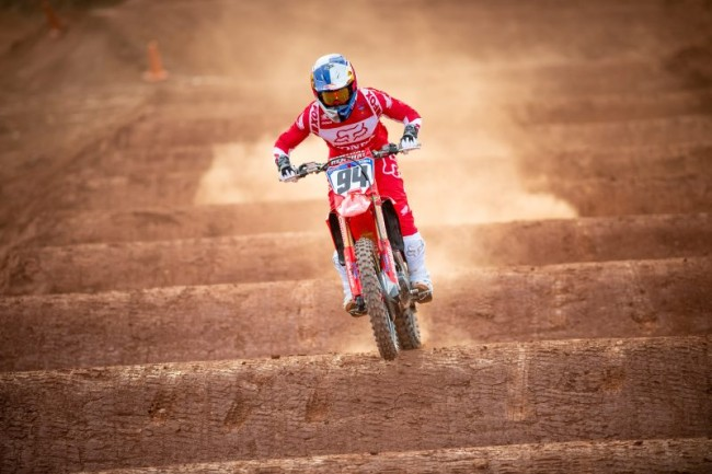 Video: Fox unplugged – Ken Roczen testing
