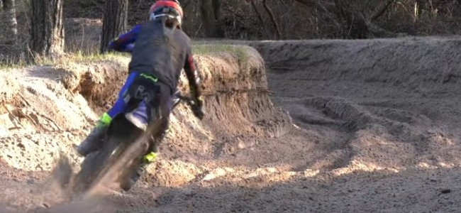 Video: Jeremy Seewer – back in the Netherlands putting in the laps!