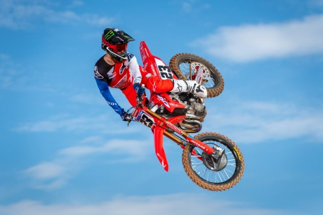 Chase Sexton not returning to race action until Daytona
