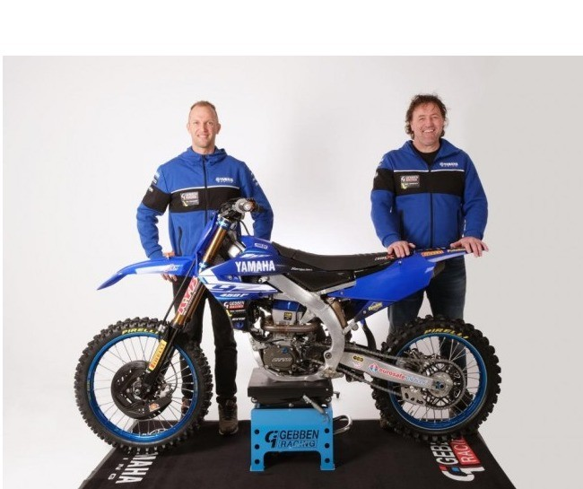Interview: Kevin Strijbos discusses his deal with Gebben van Venrooy Yamaha
