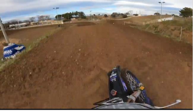 GoPro: Ben Watson on the 450cc