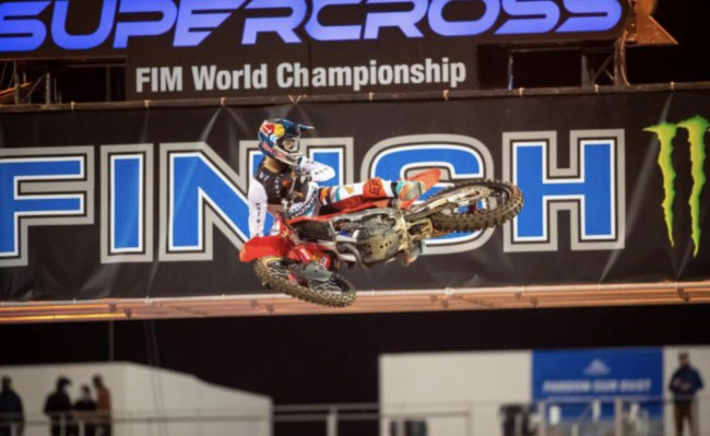 Roczen and Lawrence on Orlando 2