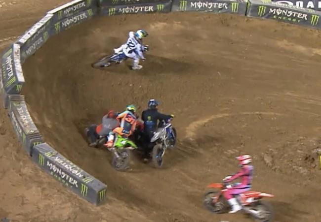 Video: McAdoo's collision course!