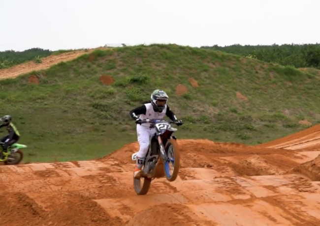 Video: Malcolm Stewart – home track