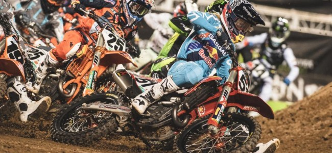 """Barcia happy with """"solid"""" podium after practice crash"""
