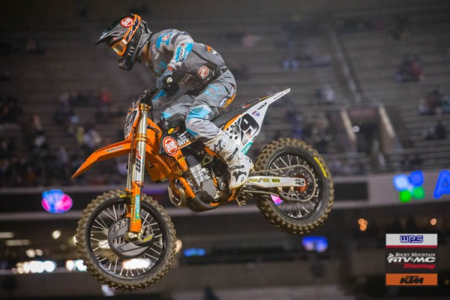 Justin Bogle: It feels good to get this top ten