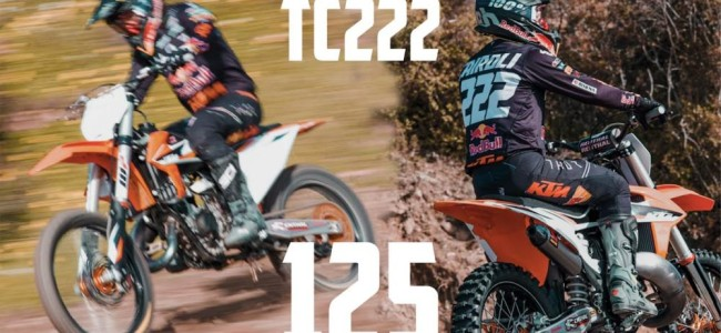 Video: Antonio Cairoli RAW 125cc 2 stroke footage!
