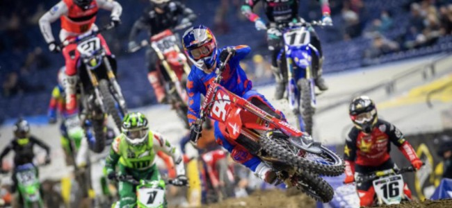 Is weather the only thing that can stop Roczen's momentum in Orlando?