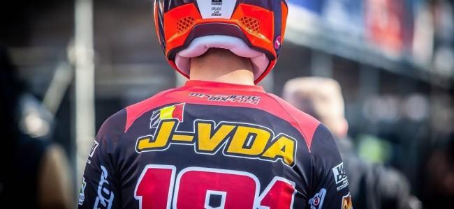 Julian Vander Auwera to race the MX2 World Championship in 2021