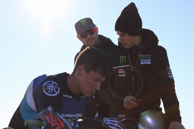 Interview: Kenny Vandueren discusses his role with the Factory MX2 Yamaha team