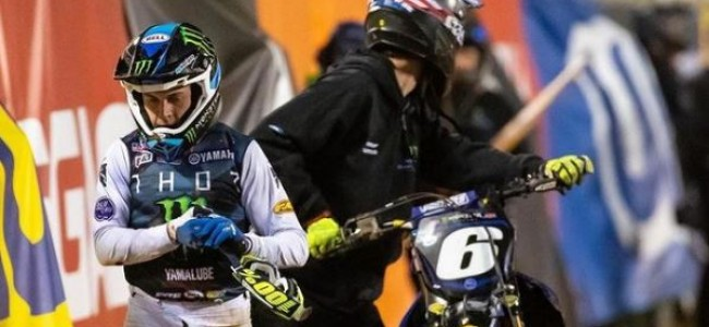 Jeremy Martin injury update – dislocated shoulder