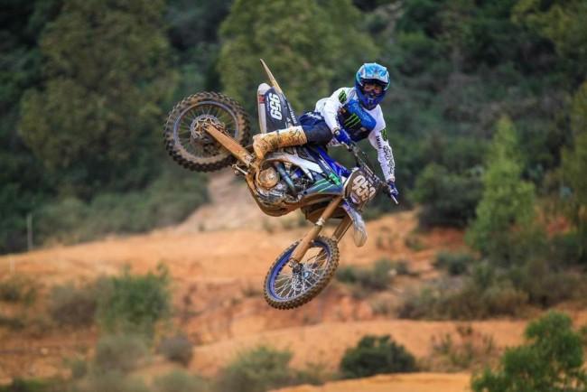 MX2 qualifying results: International Italian Championship RD1