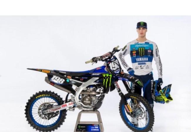 Factory Yamaha's MX2 season kicks off without Benistant
