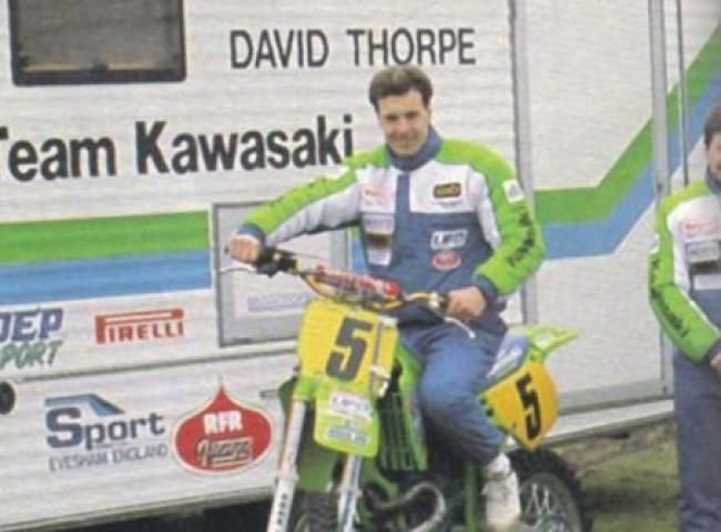 Video: German 500 GP 1991 – Thorpe on the Kawasaki
