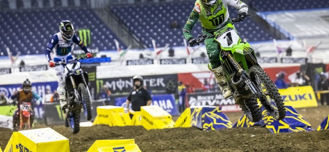 Tomac: Unfortunate to have a podium taken away from me