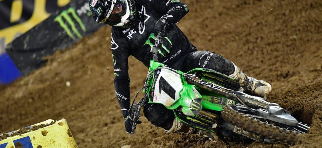Tomac and Cianciarulo on a difficult Orlando