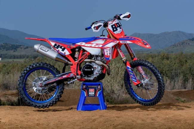 First look: The Beta MXGP machine