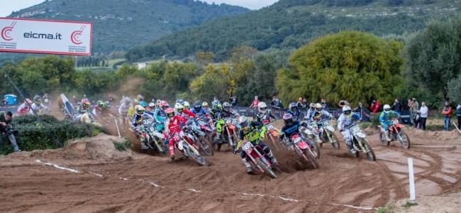 125cc race results: International Italian Championship RD3 – Mantova