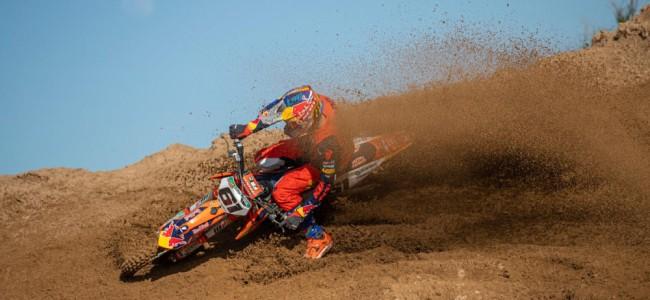 Jorge Prado update after Mantova crash