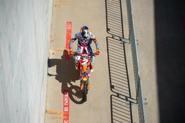 Cooper Webb IN for Paris supercross!
