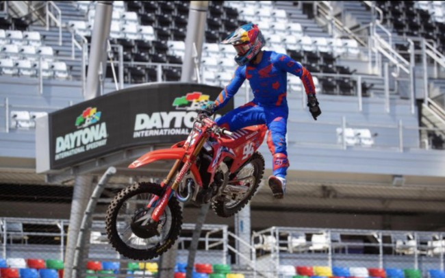 Reed on Roczen – change up the game-plan!