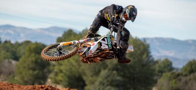 Qualifying results: MX2 World Championship RD4 – Oss