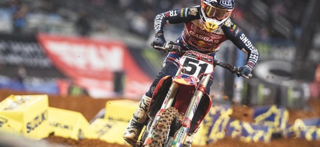 Barcia on Arlington 3: This was one of the hardest fourth-place finishes I've ever gotten