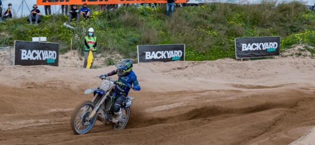 Race results: Coldenhoff wins MX1 moto at Alghero