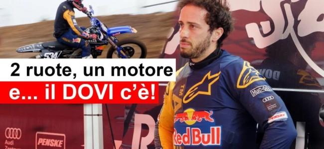 Video: Andrea Dovizioso – racing Motocross!