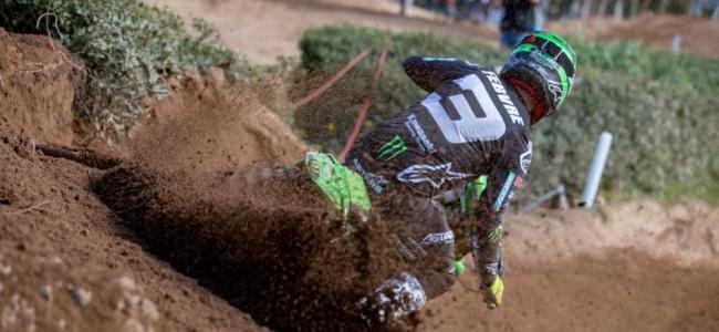 Race results: Febvre wins MX1 moto at Mantova