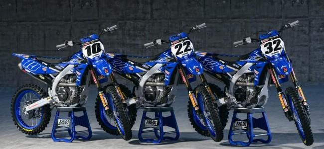 First look: Gebben Van Venrooy Yamaha's – 2021!