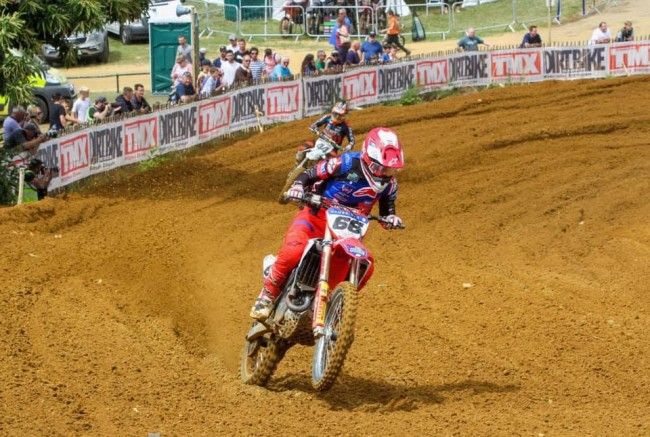 Tombs retires from pro motocross in the UK