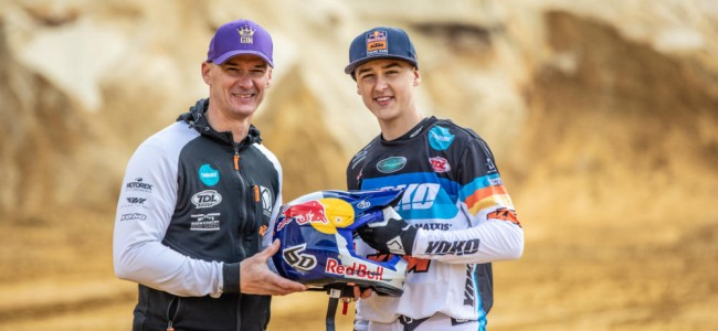 Liam Everts joins the Red Bull family