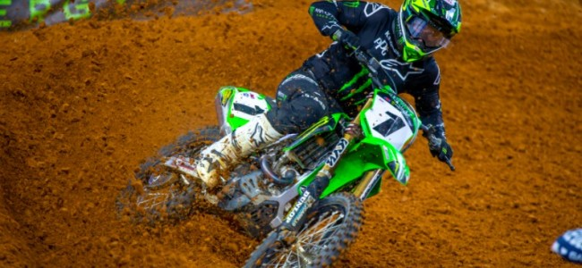 Eli Tomac: I need to make some passes stick earlier in the race