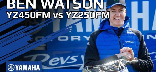 Video: Ben Watson – making the move to MXGP!