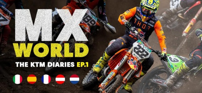 Video: MX World is back! S3 EP1 – Behind the scenes with Factory KTM