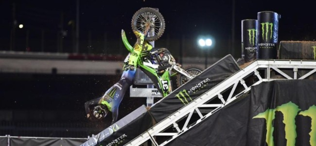 McAdoo on that crash plus Tomac on fifth