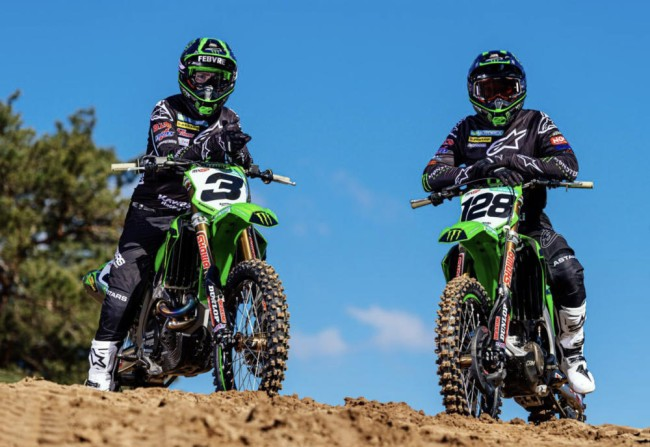 Monster Energy Kawasaki reveal 2021 MXGP look