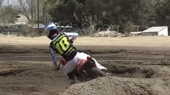 Video: Lawrence, Forkner and Vohland outdoors