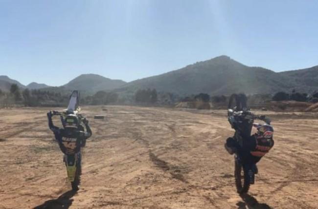 Jed Beaton on Jack Miller's motocross skills