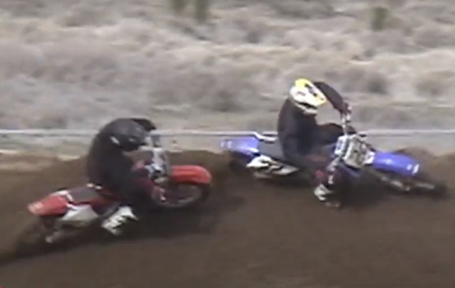 Video: Reed, McGrath and Pastrana two-stroke practice 2005