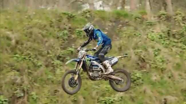 Video: Glenn Coldenhoff on a 250