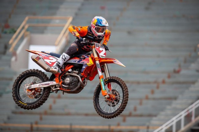 Cooper Webb: Hard-fought second place