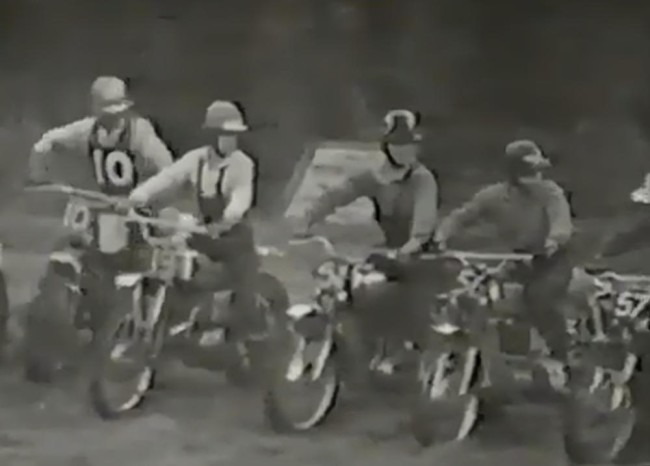 Video: 60s motocross with Murray Walker, Dave Bickers and Jeff Smith