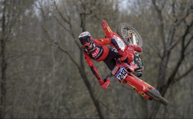 Gajser: I can't wait until we go racing!