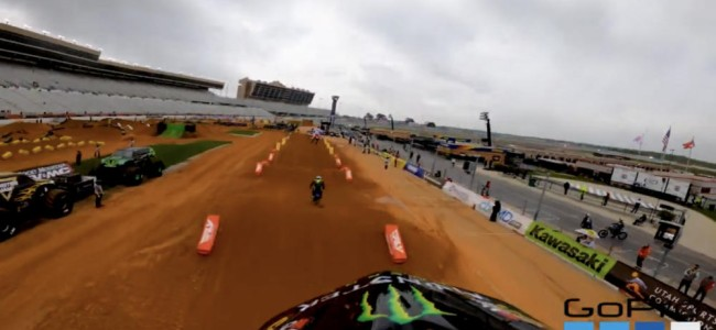 Video: A lap of the Atlanta 1 track with Malcolm Stewart